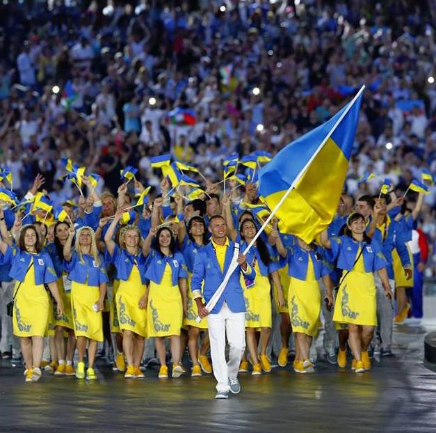 <span>Гимн</span><br>  Олимпийской сборной UA
